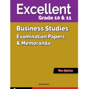 Excellent Economics Gr. 10&11 EPM
