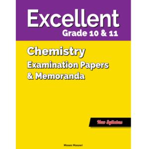 Excellent Chemistry Gr. 10&11 EPM