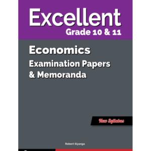 Excellent Economics Gr. 10&11
