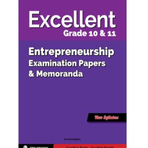 Excellent Entrepreneurship Gr. 10&11 EPM