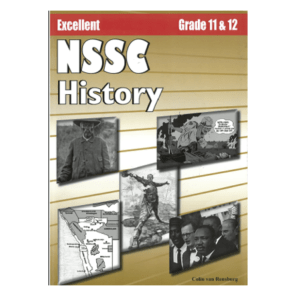 Excellent History Study Guide Gr. 11&12
