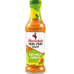 Nandos Peri-Peri Sauce Lemon & Herb (6 Pack)