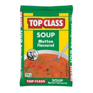 20 x 500g Top Class Mutton Soup