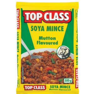 20 x 500g Top Class Soya Mince Mutton