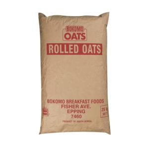 Bokomo Quick Cooker Oats Porridge 25kg