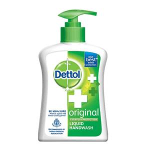Dettol Hygiene Liquid Hand Wash 200ml