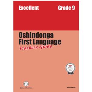 Excellent Oshindonga 1st Language TG Gr 9