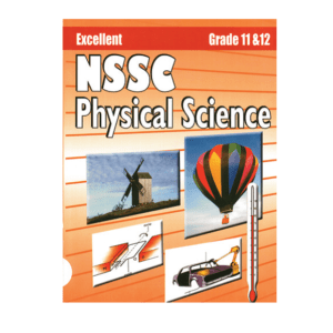 Excellent Physical Science Study Guide Gr 11&12