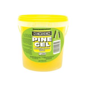 12 x 1ltr Newden Pine Gel