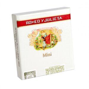 5x20's Romeo Y Julieta Mini