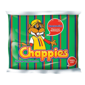 Chappies Bubblegum Spearmint (3 x 100's)
