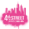 4th Street Sweet Rose Wine 750ml