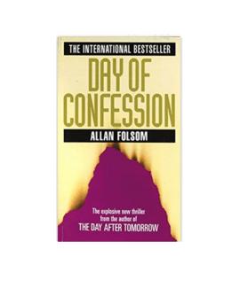 Day Of Confession By Allan Folsom