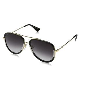 Gucci Women's Aviator 57Mm Sunglasses