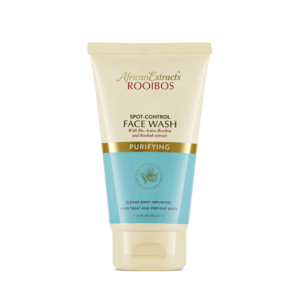 6 x 150ml African Extracts Rooibos Spot Control Face Wash