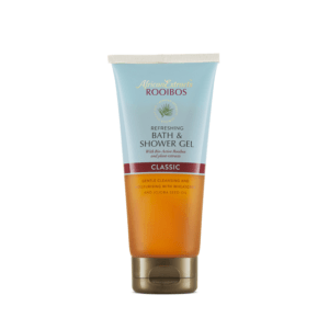 6 x 200ml African Extracts Rooibos Bath & Shower Gel
