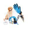 Groom Buddy Pet Bathing Massage Glove w/ Hose Attachment