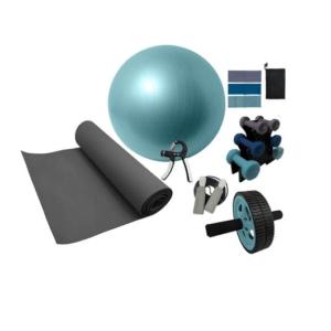 Volkano Active Home Gym Kit - 7 Piece Set