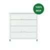 George & Mason Baby - Tutto Chest Of Drawers With Wheels