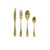 24 Piece Cutlery Set-gold