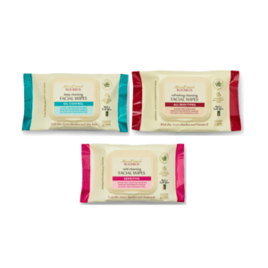 6 x 25's African Extracts Rooibos Facial Wipes