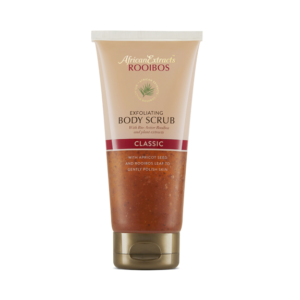 6 x 200ml African Extracts Rooibos Body Scrub