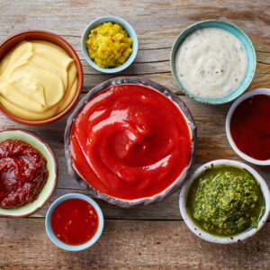 Spices & Sauces