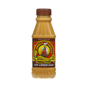 Jimmy's Chip & Burger Sauce (Pack of 12)