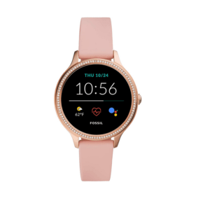 Fossil Women's Gen 5E 42mm Stainless Steel Touchscreen Smartwatch
