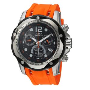 Invicta Men's Speedway 51mm Stainless Steel Chronograph Quartz Watch