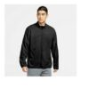 Nike Dri-FIT Men's Woven Training Jacket - Black/Grey
