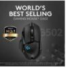 Logitech: G502 Hero High Performance Gaming Mouse (PC)
