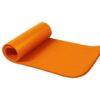 GORILLA SPORTS SA - Deluxe NBR Yoga Mat 190x60x1.5cm - Orange