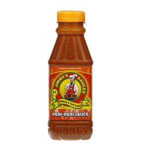 12 x 375ml Jimmy's Peri-Peri Sauce