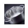 Russell Hobbs Classique Urhban Stainless Steel 6 Piece Cookware Set