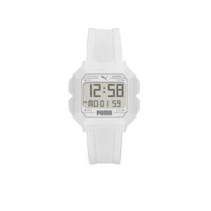 Puma Remix Men Whitepolyurethane Watch-P5054