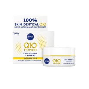 NIVEA Q10 Power Day Cream SPF15 - 50ml