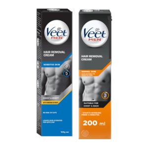 Veet For Men Hair Removal Cream - 200ml