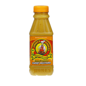 Jimmy's Sweet Mustard Sauce (Pack of 12)