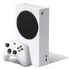 Microsoft - Xbox Series S 500GB SSD Console - White