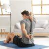 Deep Muscle Relaxation Yoga Roller Massage Stick