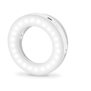 Lumina Clip-On Smart Phone Selfie Ring Light
