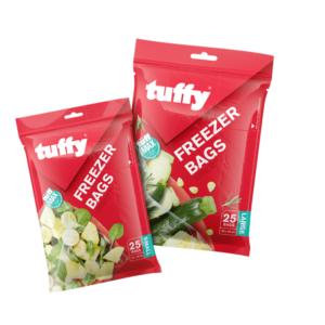 20x25's Tuffy Freezer Bags
