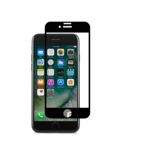 Moshi Ion Glass For iPhone 8|7 - Black