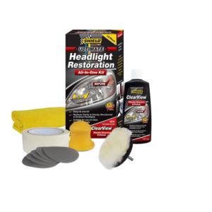 Shield - Headlight Restoration Kit - Set of 10