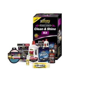Shield Ultimate Clean & Shine Kit