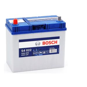 S4 022 Bosch Car Battery 12V 45Ah Type 043