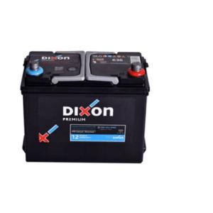 636 Dixon Universal Battery (Toyota Corolla)