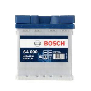 S4 000 Bosch Car Battery 12V 42Ah