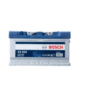 S4 010 Bosch Car Battery 12V 80Ah